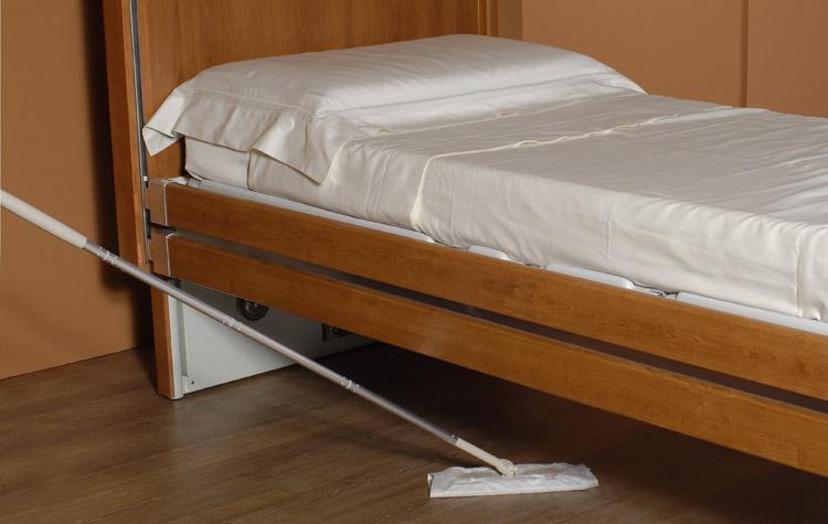 Scopri il letto ortopedico un letto ospedaliero a tutti gli effetti in casa tua bernardelli - Letto lago fluttua scheda tecnica ...